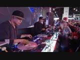 DJ QBERT MIX MASTER MIKE Live Perfomance