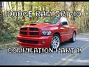 DODGE RAM SRT 10 SRT10 VIPER COMPILATION PURE SOUND
