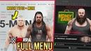 WWE 2K19 Full Menu - NEW Match Types, Universe Mode, All Options, Custom MITB, More!