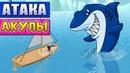 БОЛЬШАЯ БЕЛАЯ АКУЛА 🦈 РОБЛОКС СИМУЛЯТОР АКУЛЫ ✨ Roblox SharkBite 😱