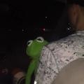 Wait for it... #Kermit #usher #KermitTheFrog