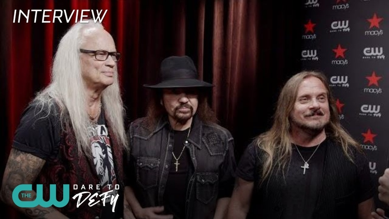 IHeartRadio Music Festival 2018 Backstage with Lynyrd Skynyrd The CW
