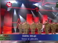 Paweł Deląg - Serce w plecaku