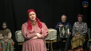 Записки о неволе концерт фольклорно-этнографического центра Щедрыня.