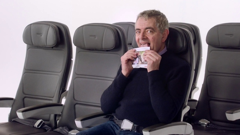 British Airways safety video - director\s cut