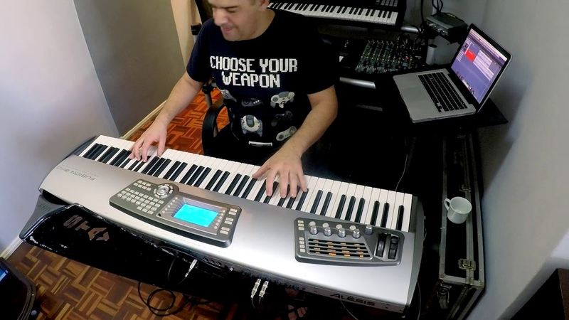 ALESIS FUSION HD8 - Custom Sound Patches