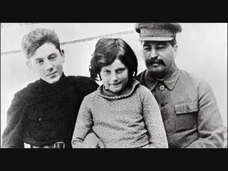 Пусть говорят. Мама Светланы: предсмертная записка жены Сталина - 26.10.2018