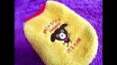 Одежда для собачки с алиэкспресс плюшевая теплая безрукавка Clothing for dogs plush sleeveless