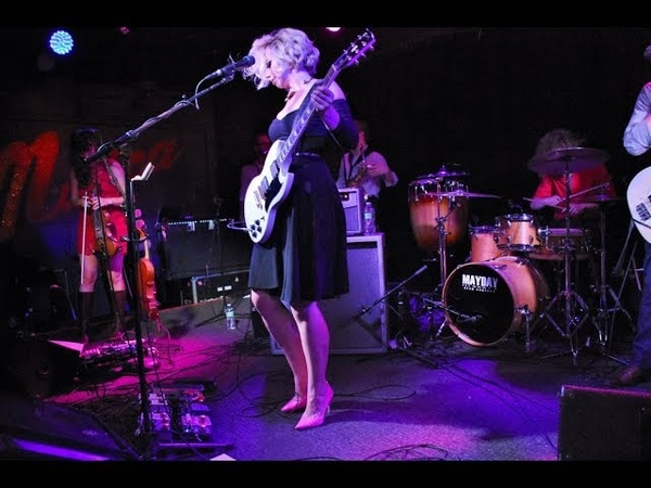 SAMANTHA FISH LITTLE BABY LIVE HD @ 81718 MUSICA-AKRON, OHIO
