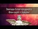 ЗВЕЗДА БЛАГОРОДНОГО ФЕН-ШУЙБАЦЗЫ