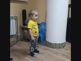 Кузьмина Эмилия,3 года
