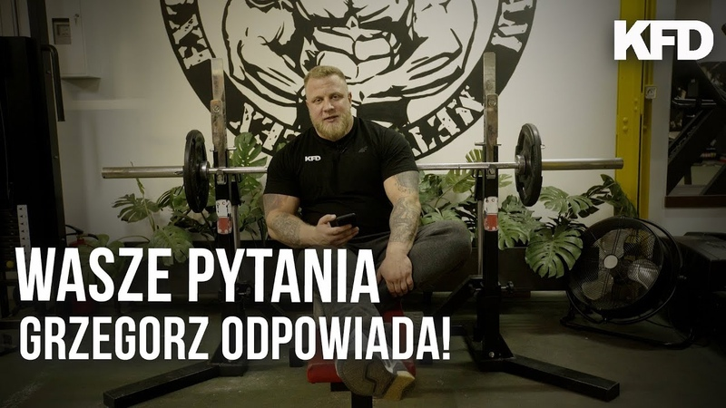 WAGON QA: Military press do budowania siły? - KFD
