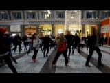 Avicii - LEVELS flashmob 720p