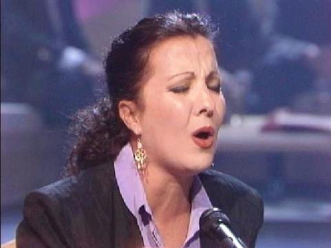 Carmen Linares por tientos | Flamenco en Canal Sur