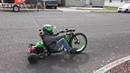 Licensed Motorized Drift Trike DT200 6.5 HP 40 MPH BLACK Wheel 534 Motorcycle Part 2