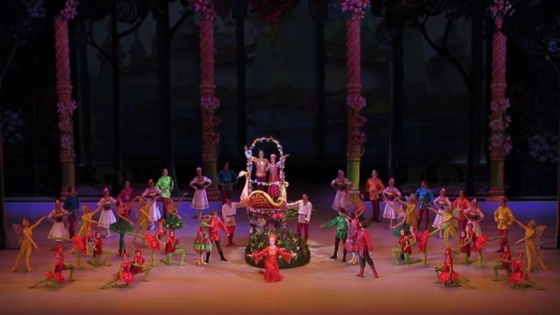 Аленький цветочек! Кремлевский балет ! Премьера ! финал.