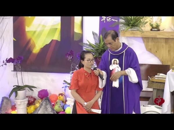 1 Chị Ở Bắc Ninh Bị Bệnh Ung Thư Đại Tràng Giai Đoạn 2 Sang 3, Và...Được Chúa Thương Xót Chữa Lành