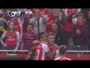 Arsenal ManCity Wilshere 1 1