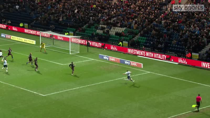 Preston 1-1 Swansea