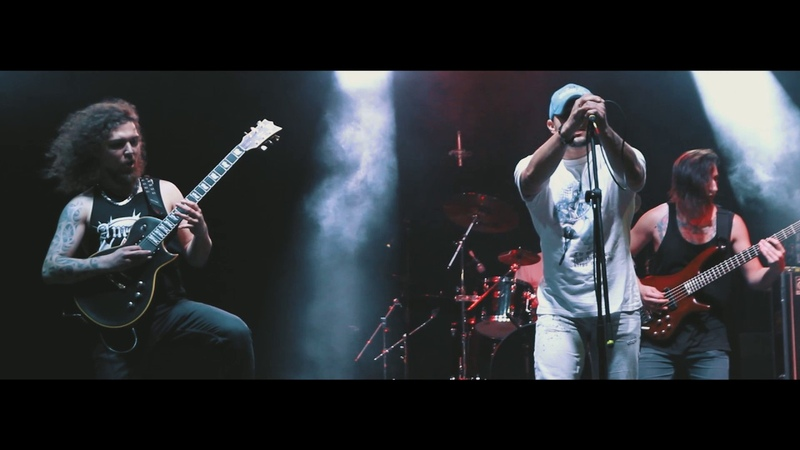 Among Gods - Galactic Abyss (live 2016)