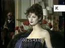Vivienne Westwood Catwalk Show and Interview 1998