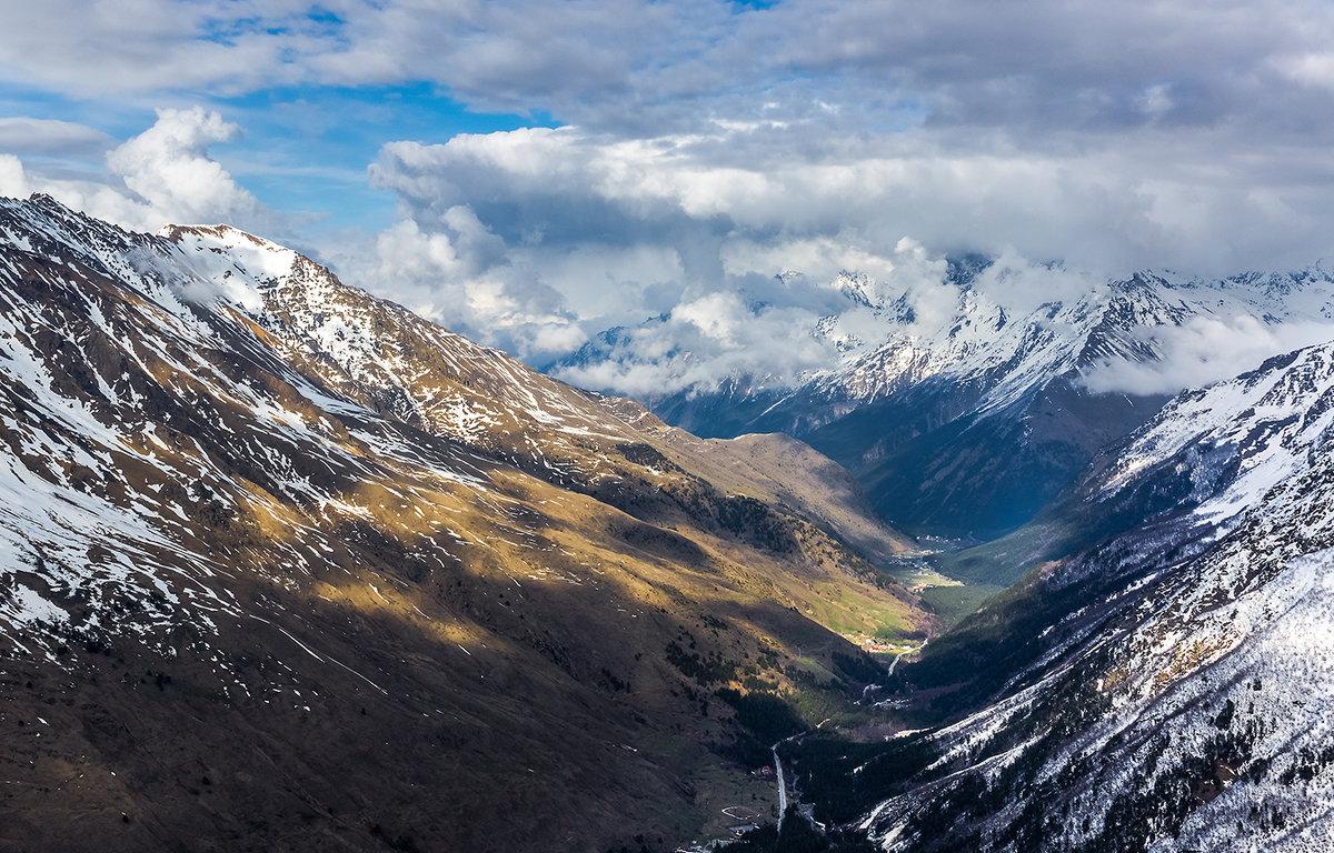 Афиша Самара Тур в Приэльбрусье. Горы Кавказа