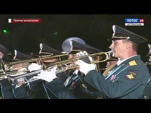 Военный оркестр, г.Знаменск. Военный дирижер оркестра – майор А.Мягкий