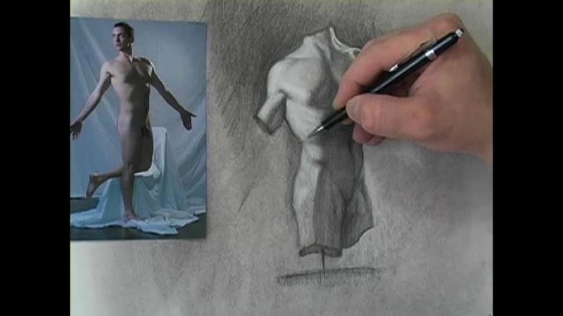 Matthew Archambault - Drawing Tutorials Online - Charcoal_11