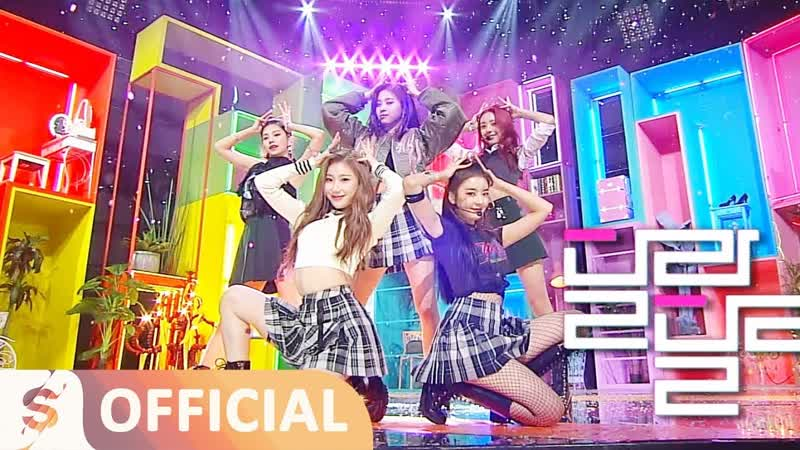 [Debut Stage] 190217 ITZY (있지) - DALLA DALLA (달라달라) @ 인기가요 Inkigayo [2K 60FPS]