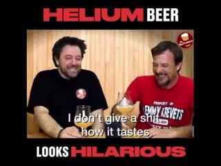 Гелевое пиво. И почему такое не продают?!