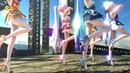 [MMD] 気まぐれメルシィ / Kimagure Mercy [TDA Miko Costume 5 Group]