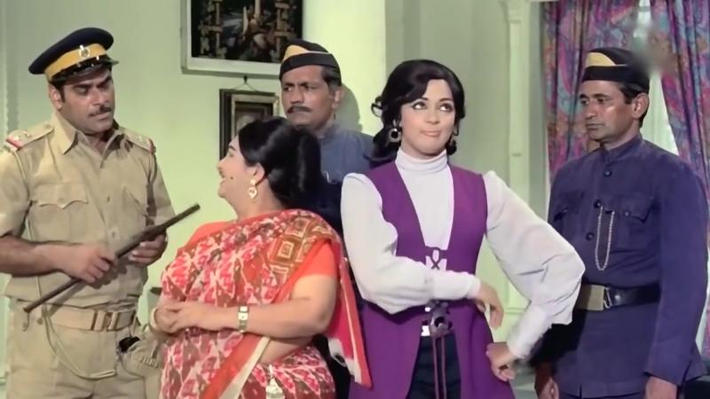 Seeta Aur Geeta 1972 WEBHDRip