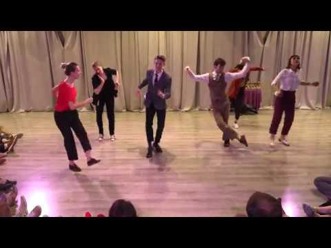 Solo Jazz Finals Fast Tempo Part — Sultans of Swing 2018