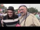 Алексей Горшенёв на Московском Велопараде