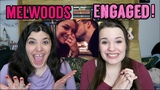 MELWOOD IS ENGAGED! (+UPDATE ON SUPERGIRL REACTIONS)