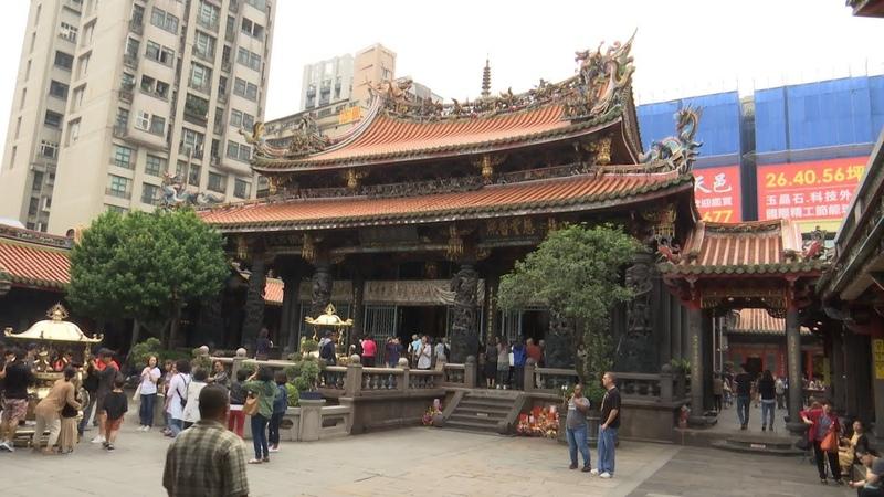Два храма в Тайбэе получили статус национальных памятников