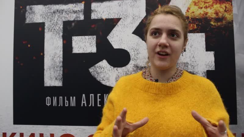 Студенты продюсерского факультета посетили 107 й Российский Кинорынок