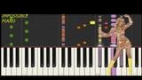 PIANO Cover - Technohead - I wanna be a hippy