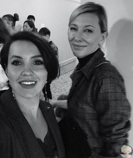 """Отметив Рождество в родной Австралии, Кейт Бланшетт решила показать детям настоящую зиму и взяла их с собой в Москву. Вчера знаменитая актриса вместе с сыновьями и дочерью посетили балет """"Щелкунчик"""" в Большом театре."""