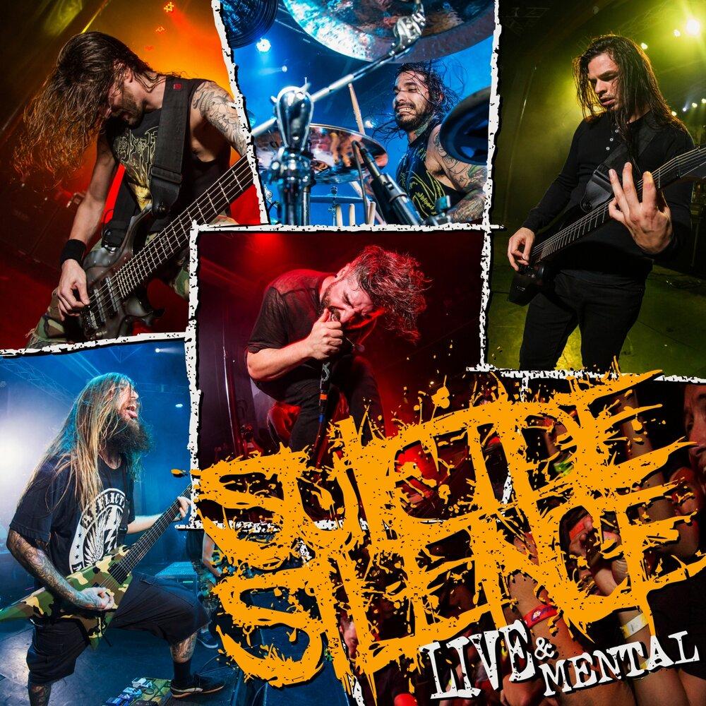 Suicide Silence - Live & Mental (2019)