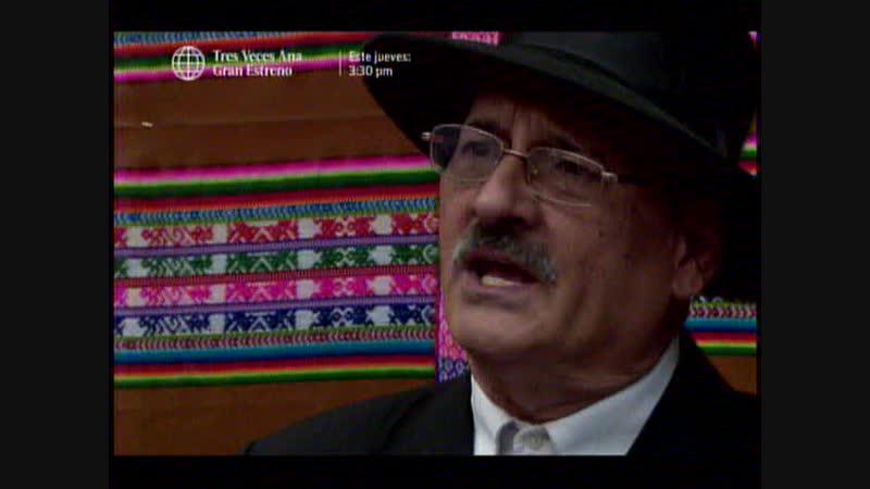 Escena de Juan Carlos Rey de Castro Patrick en AFHS Numero 54