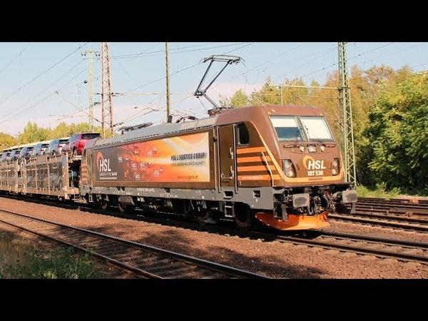 Bahnverkehr in Niedersachsen - 240