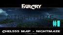 Прохождение карты Far Cry NightMaze |ЧЕ ЭТО?| №1 НАЧАЛО