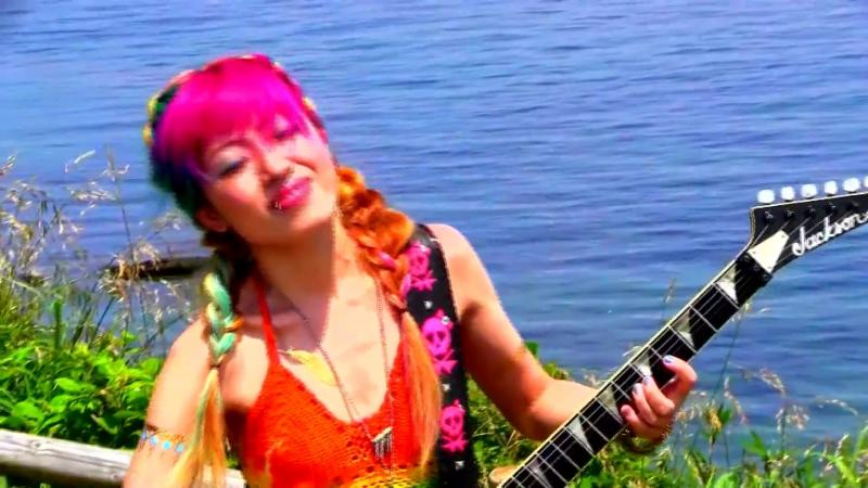 Rie a.k.a. Suzaku Southern Wind  Music Video