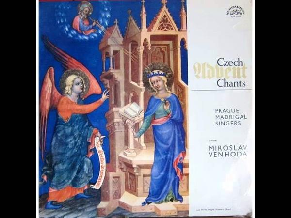 Rorate, Introitus-Kyrie - Miroslav Venhoda; Prague Madrigal Singers 1966