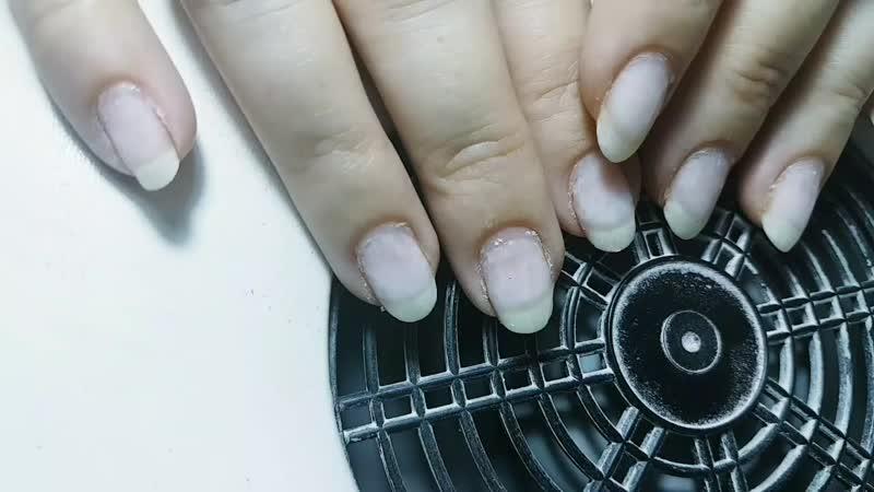 Маникюр от студии SAPFIR nails.mp4