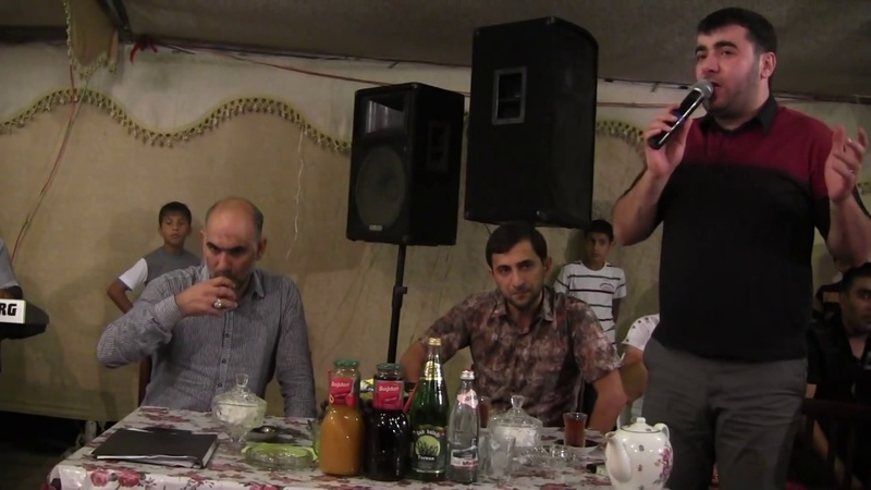 Terif-Turalin Toyu-Elshen Xezer,Perviz Bulbule,Resad Dagli-Celilabad 2013