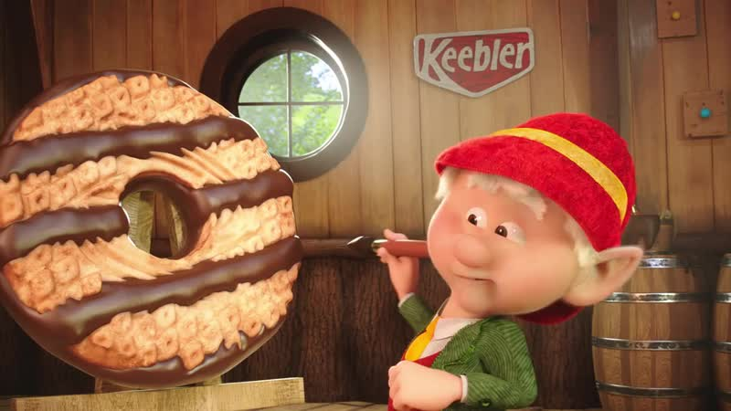 How Does Keebler Make Each Perfectly Fudgy Fudge Stripes Cookie a Masterpiece