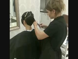 Женские стрижки в Казани. Hair stylist.
