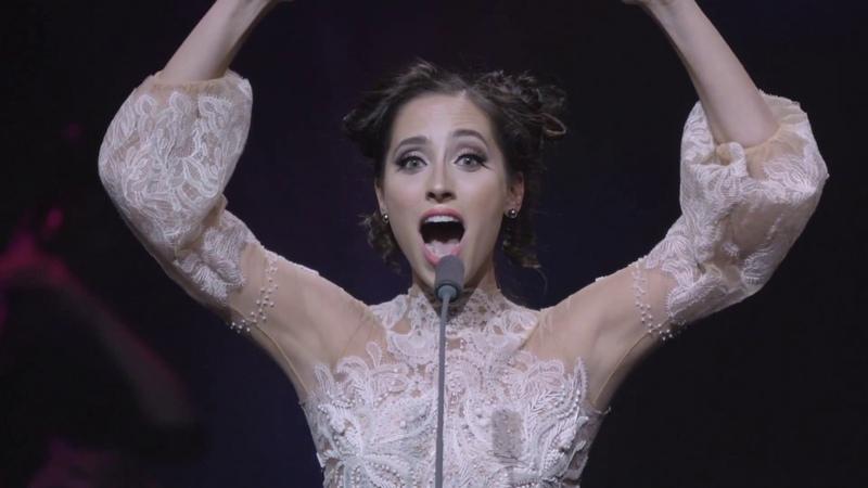 Elina Nechayeva - Les Contes DHoffmann - Les Oiseaux Dans La Charmille (Doll Song) - Offenbach